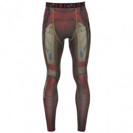 Pantalón Lycra Sondico Marvel Iron-Man