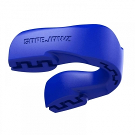 Mouthguard Safejawz Sample Blue