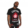 Camiseta Custom Fighter Negra