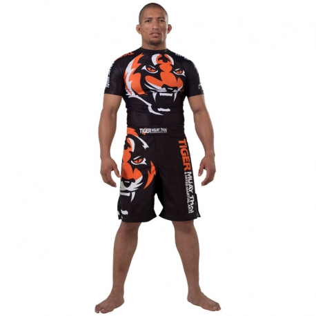 Short Bruiser Tiger Muay Thai