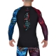 Rashguard Ground Game Bushido II Negro