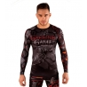 Rashguard Ground Game Sweat and Tears
