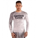 Camiseta Rashguard Ground Game Submission is coming