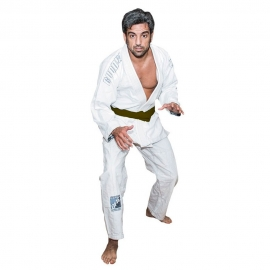 Gi Jiujitsu Buddha One Blanco UltraLight
