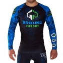 Camiseta Rashguard Ground Game Camo