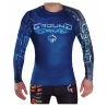 Rashguard Ground Game Azure Dragon
