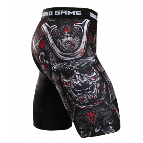 Short MMA Ground Game Samurai