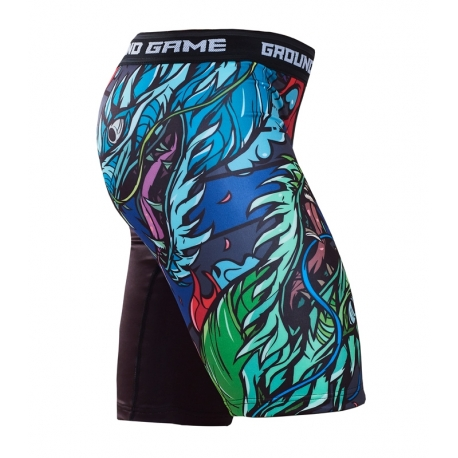 Short Lycra Ground Game Yokai