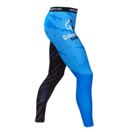 Pantalon Lycra Ground Game Skyline