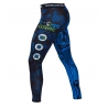 Pantalon Lycra Ground Game Camo