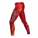 Pants Lycra Ground Game Vermilion Bird