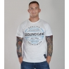 Camiseta Ground Game Game Blanco
