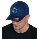 Gorra Ground Game Logo Navy