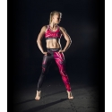 Pantalon Lycra Ground Game Rosa