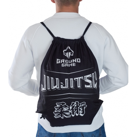 Bag Ground Game Jiu Jitsu