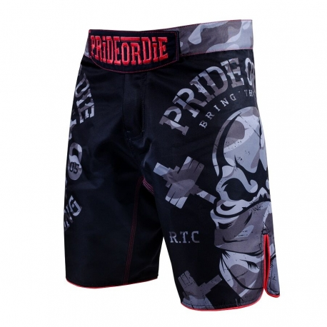 Short Pride Or Die Urban Camo