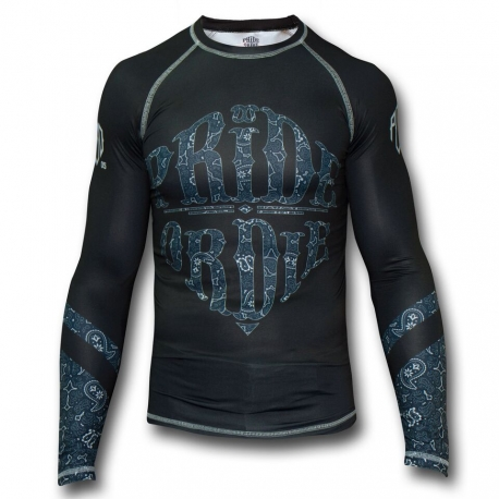 Rashguard Pride Or Die Reckless Paisley