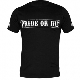Camiseta Pride Or Die Fight Club