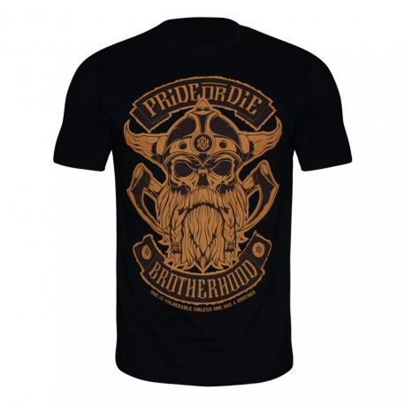 Camiseta Pride Or Die Brotherhood