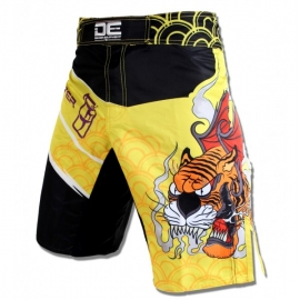 Short MMA Danger Japan Yellow