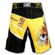 Short MMA Danger Japo Amarillo