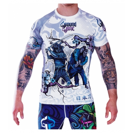 Rashguard Ground Game Katana