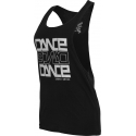 T-Shirts Urban Dance Black-Grey