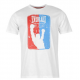 Camiseta Everlast Blanca ¨Boxing Club¨