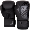 Ringhorns Nitro Black Matt Boxing Gloves By Venum