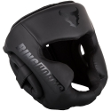 Ringhorns Charger Black Matte Boxing Helmet By Venum