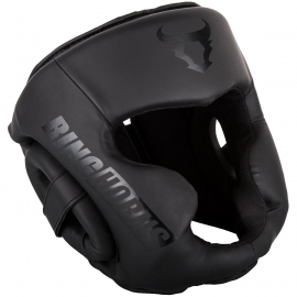 Casco de Boxeo Ringhorns Charger Negro Mate By Venum