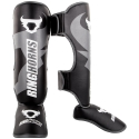 Espinilleras Ringhorns Charger Negra/Gris By Venum