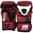 MMA Gloves Sparring Ringhorns Charger Bordeaux By Venum