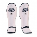 Shin Guards ''Super Max'' Danger White