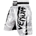 Venum Elite Boxing Shorts White
