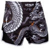 Fightshorts Venum Dragon´s Flight Black/White