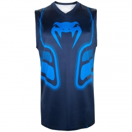 Venum Tempest 2.0 Dry Tech Blue Tank Top