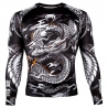 Camiseta Rashguard Venum Dragon´s Flight