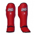 Shin Guards ''Super Max'' Danger Red
