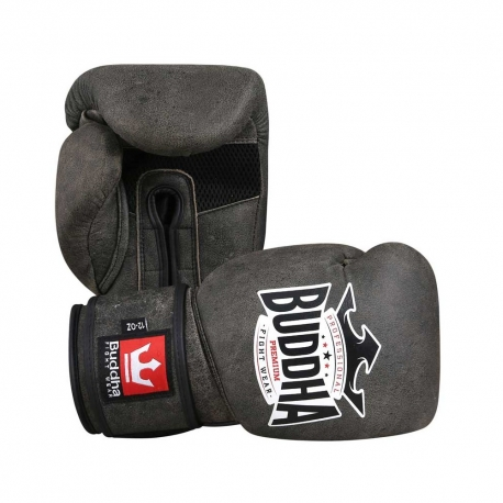 Platinum Premium Leather Boxing Gloves