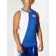 Boxing Competition T´shirt Leone1947 ¨Linear¨ Blue