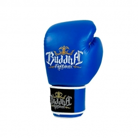 Guantes de Boxeo Fight Azul