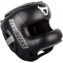 Ringhorns Nitro Headgear Black/Gray