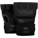 Venum Kontact Gel Glove Wraps Black Matte