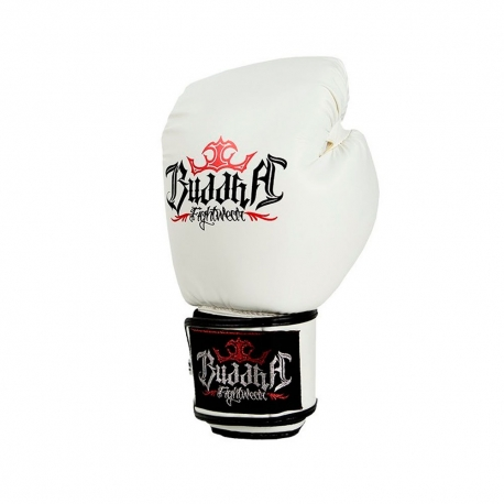 Guantes de Boxeo Fight Blanco