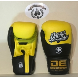 Boxing Gloves ''Evolution DT'' Danger Yellow/Black