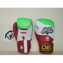 Boxing Gloves Danger ¨Evolution DT¨ Mexico Flag