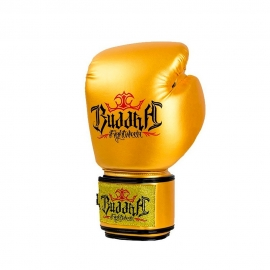 Guantes de Boxeo Fight Oro