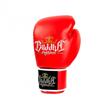Guantes de Boxeo Fight Rojo