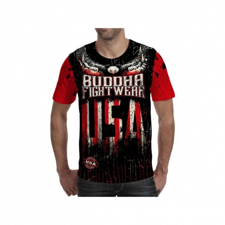 Rule Out Hombre Artes Marciales Camiseta Thailand Muay Thai Casual Wear